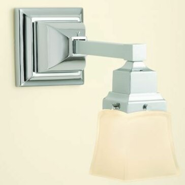 1-Light Bath Sconce by Robern