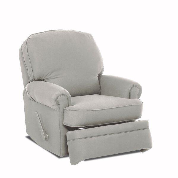 Stanford Swivel Glider Recliner by Wayfair Custom Upholstery™