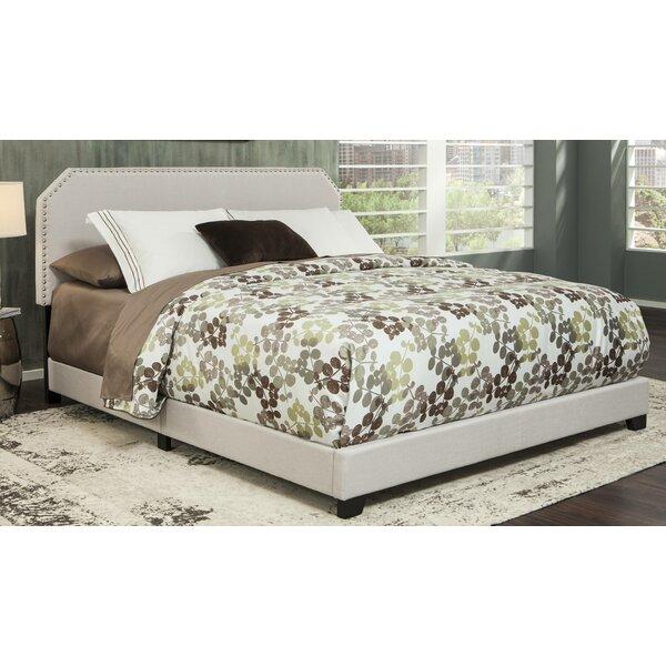 Maisonneuve Upholstered Standard Bed by Winston Porter