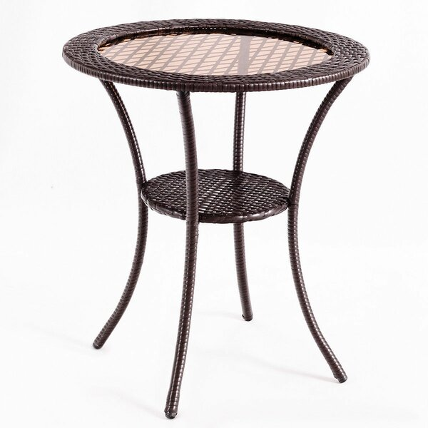 Peralta Bistro Table by Bay Isle Home