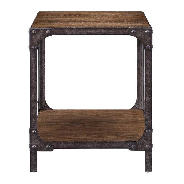 Danette End Table by Williston Forge
