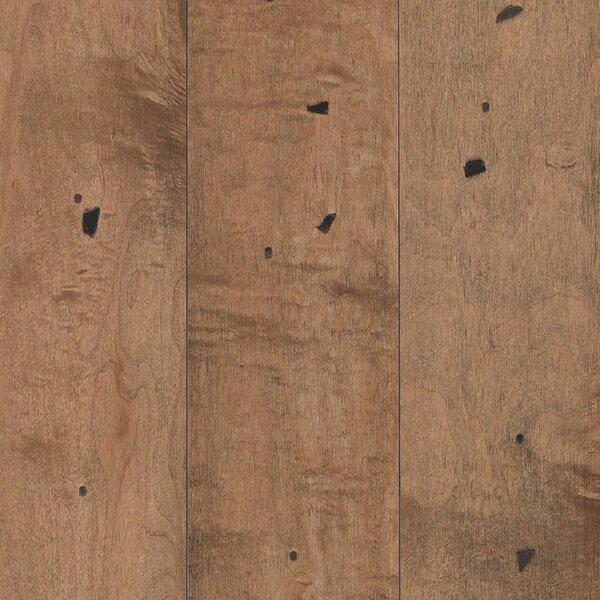 Glenwood 5 Engineered Hardwood Flooring in Sienna by Mohawk Flooring