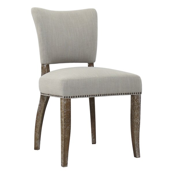 Laverock Upholstered Dining Chair (Set Of 2) By Gracie Oaks