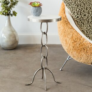 Lundin Stacked Chain End Table