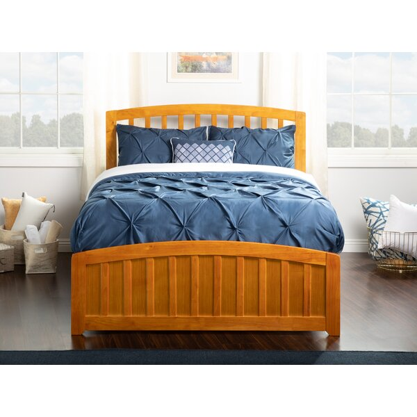 Luisa Full Platform Bed with Drawers by Viv + Rae
