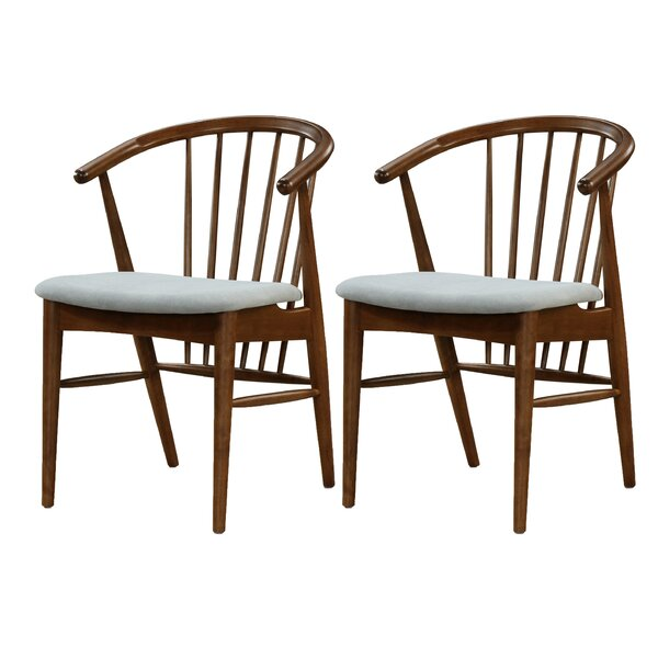 Sease Dining Chair (Set of 2) by Union Rustic Union Rustic