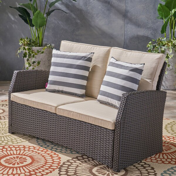 Loganville Loveseat with Cushions