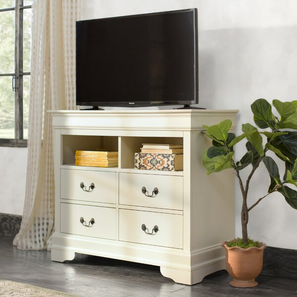 Review Babcock 4 Drawer Media Chest