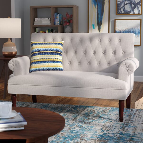 Diesel Loveseat by Andover Mills