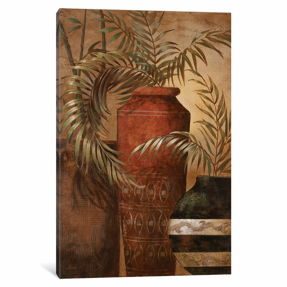 World Menagerie Exotic Vacation I Painting Print On Wrapped Canvas Wayfair