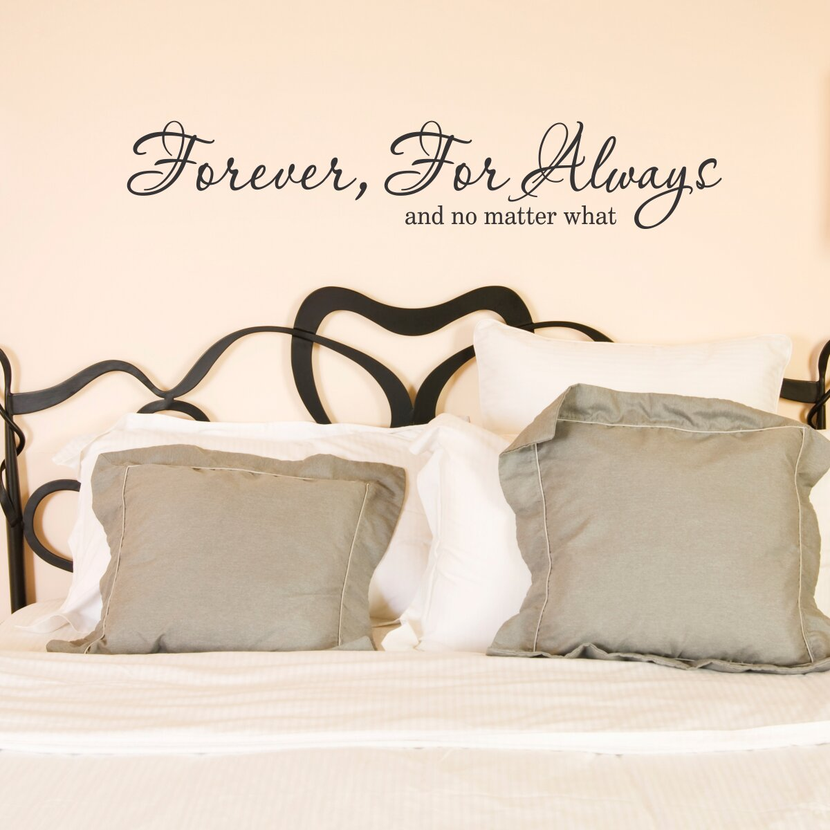 Belvedere designs llc forever for always wall quotes decal reviews wayfair