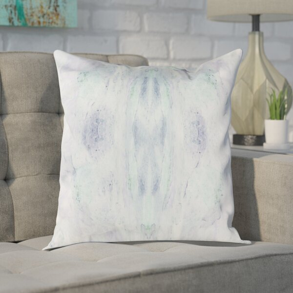 Kaliedescope Indoor/Outdoor Throw Pillow