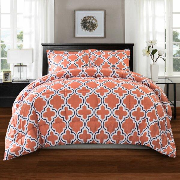Elkton Polyester Comforter Set by Ebern Designs