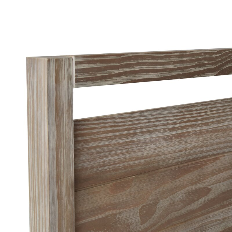 Loft Queen Bed By Grain Wood Furniture
