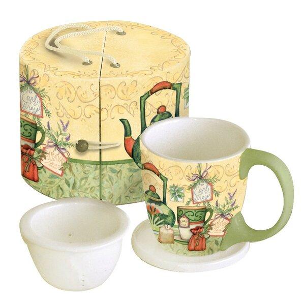 Tea Time Tea Cup by Lang