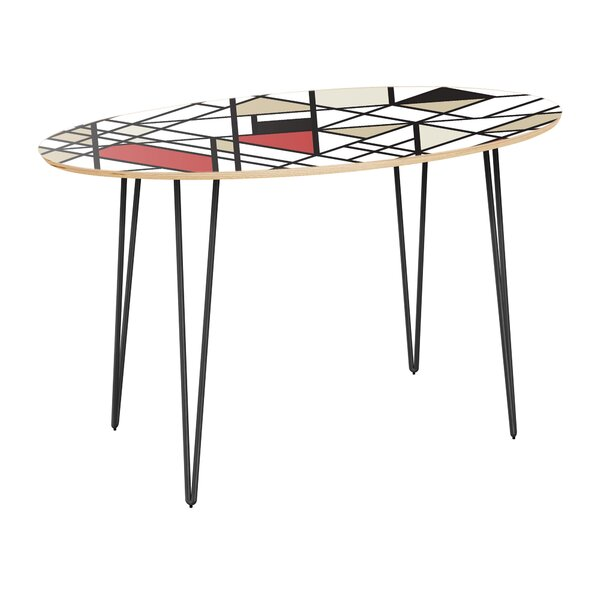 Cletus Dining Table by Wrought Studio