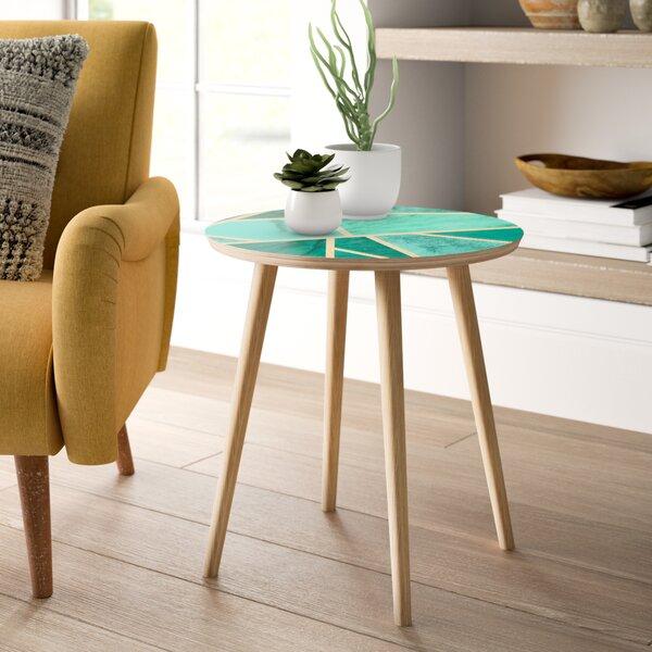 Rylie End Table by Mistana Mistana
