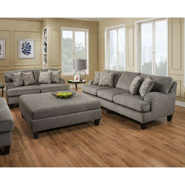 Korey 3 Piece Living Room Set by Red Barrel Studio