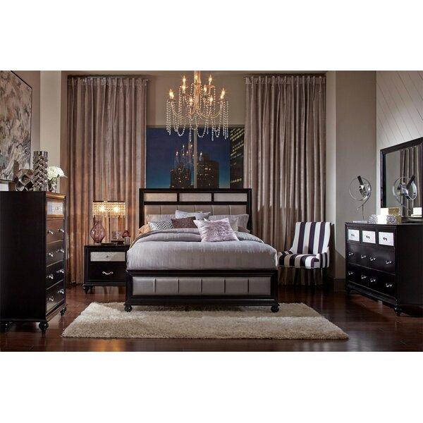 McManus Standard Configurable Bedroom Set by Rosdorf Park