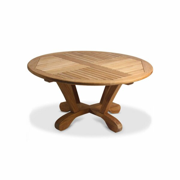 Lowery Solid Wood Coffee Table by Rosecliff Heights
