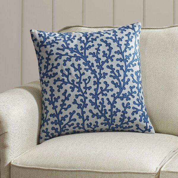 Wellborn Throw Pillow by Rosecliff Heights