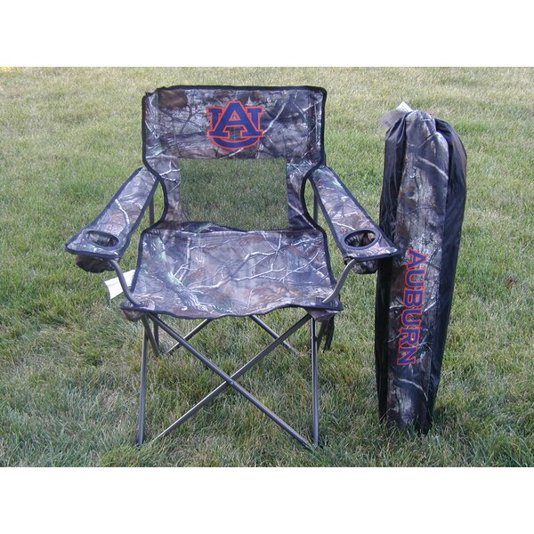 NCAA Realtree Folding Camping Chair by Rivalry