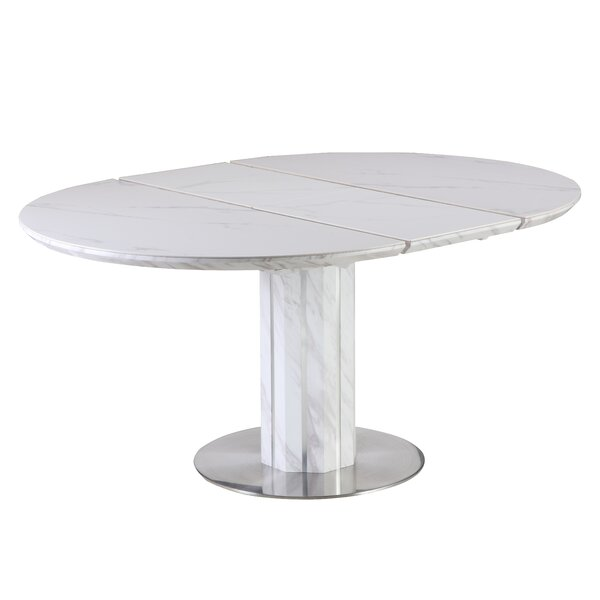 Gretchen Extendable Dining Table By Orren Ellis Purchase