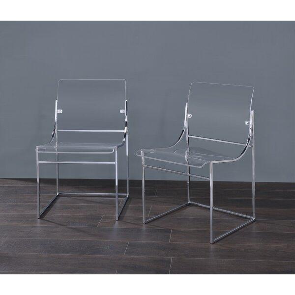 Dunlap Dining Side Chair (Set of 2) by Orren Ellis