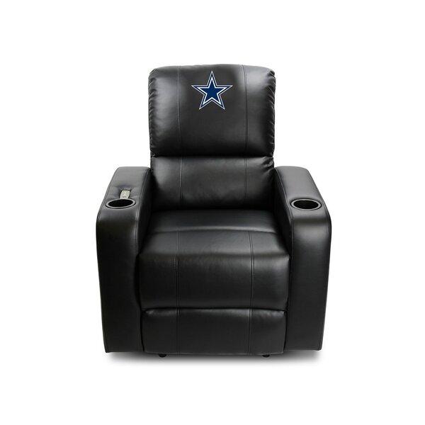 NFL Power Recliner Home Theater Individual Seating
