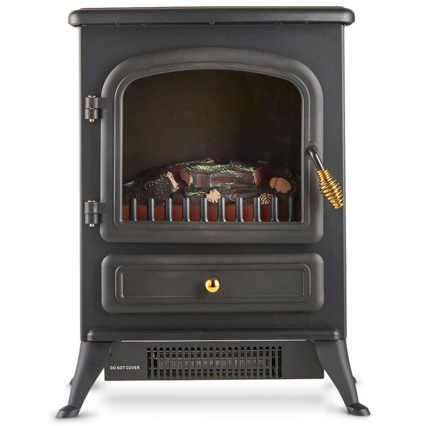 Stove Heater Electric Fireplace by VonHaus