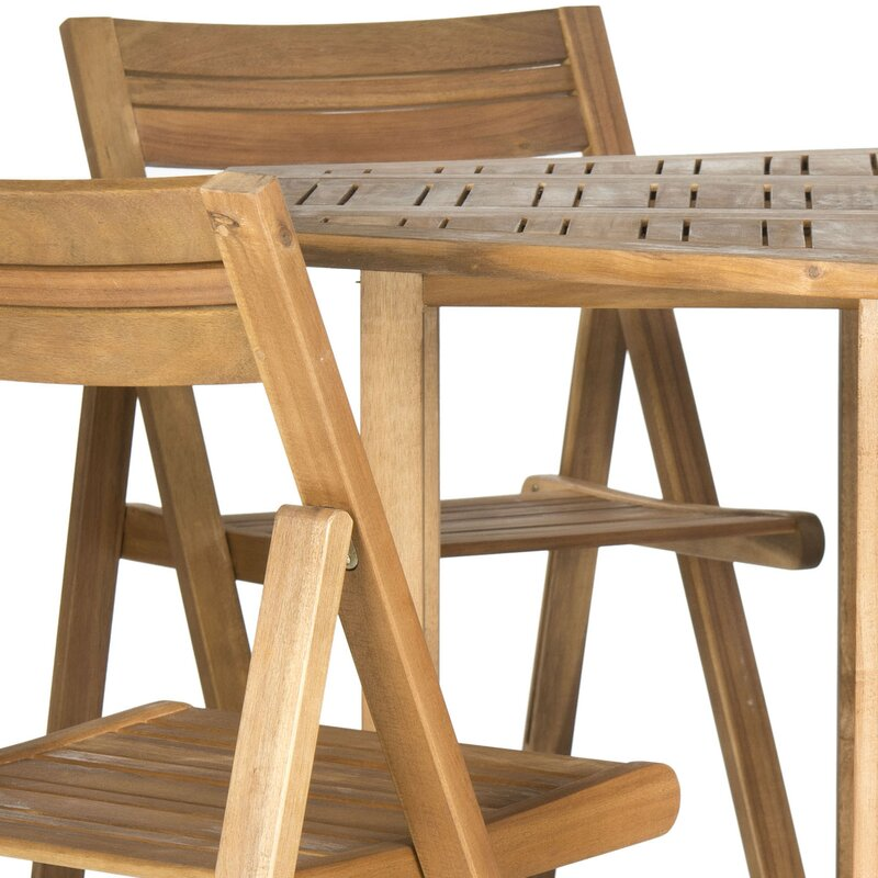 Default nameAugust Grove Candice 5 Piece Dining Set   Reviews   Wayfair. Dining Set Wood. Home Design Ideas