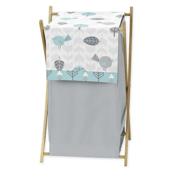 Earth and Sky Laundry Hamper by Sweet Jojo Designs