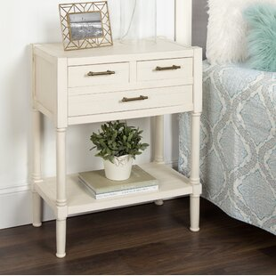 Beckett Nightstand End Table