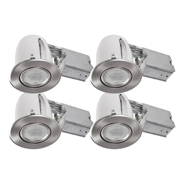 Bazz 4.5 Retrofit Downlight (Set of 4) by Bazz