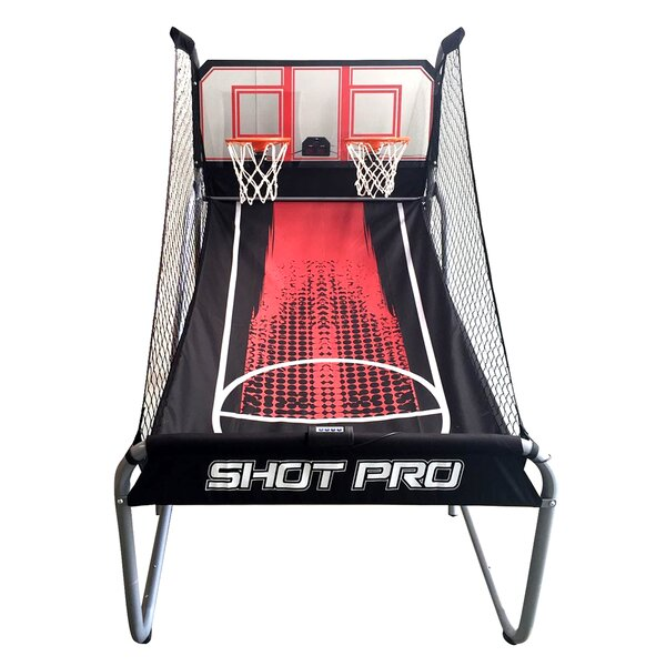Deluxe Shot Pro Electronic Basketball Game by Hathaway GamesDeluxe Shot Pro Electronic Basketball Game by Hathaway Games