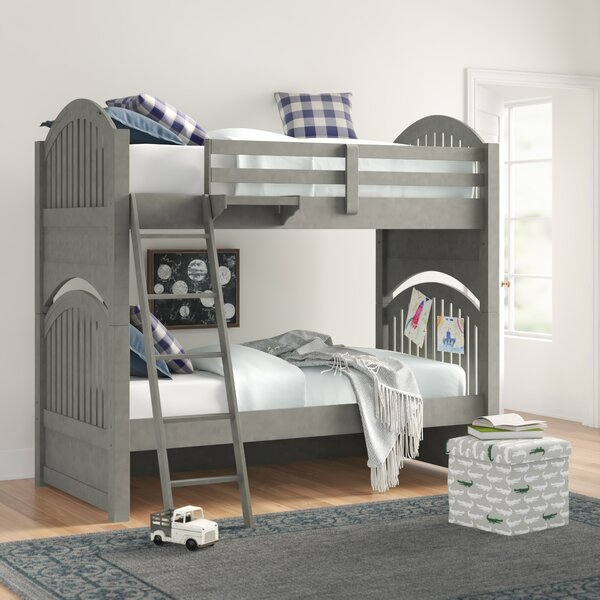 Nickelsville Twin over Full Bunk Bed by Three Posts Baby & Kids