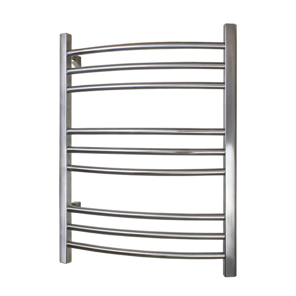 Riviera Hard-wire Towel Warmer by WarmlyYours