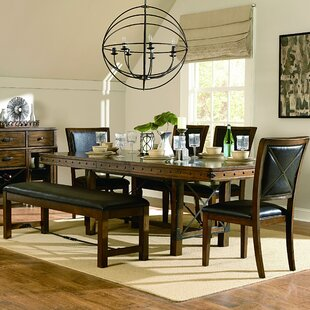 anderson extendable dining table - Wood Dining Room Tables