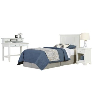 Parks Twin Panel 4 Piece Bedroom Set ByBirch Lane™