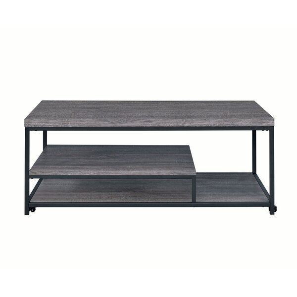 Alaina 3 Piece Coffee Table Set by Ebern Designs