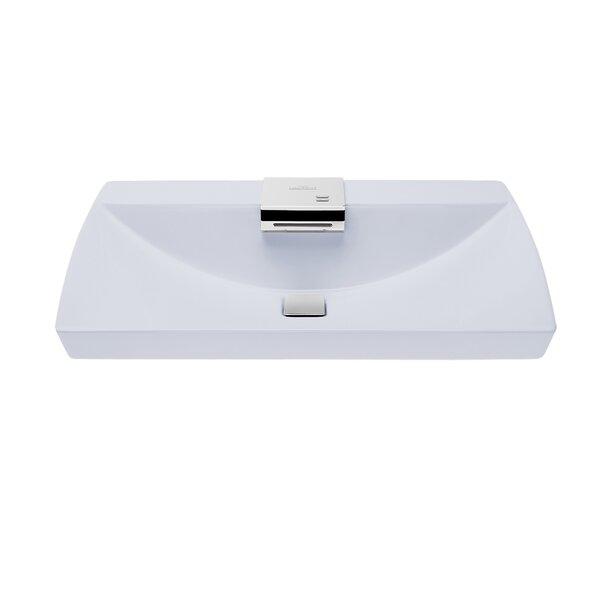 Neorest Rectangular Vessel Bathroom Sink