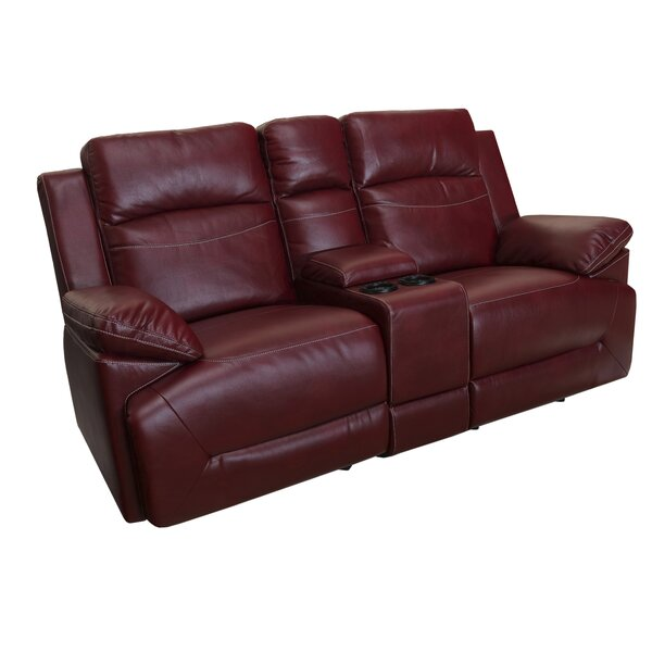 Best Discount Online Jemima Reclining Loveseat by Red Barrel Studio by Red Barrel Studio