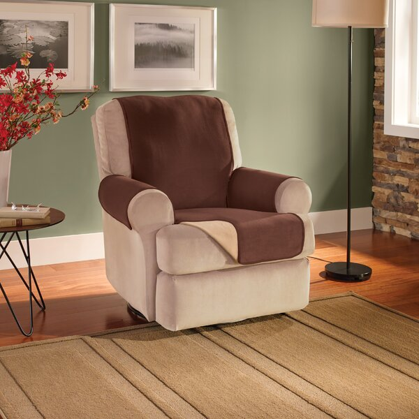T-Cushion Recliner Slipcover by Charlton Home