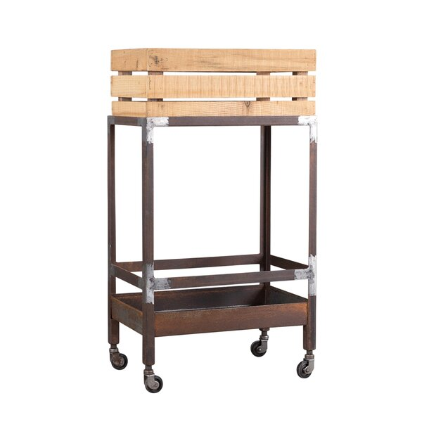 Ophelia Bar Cart by Wildon Home®