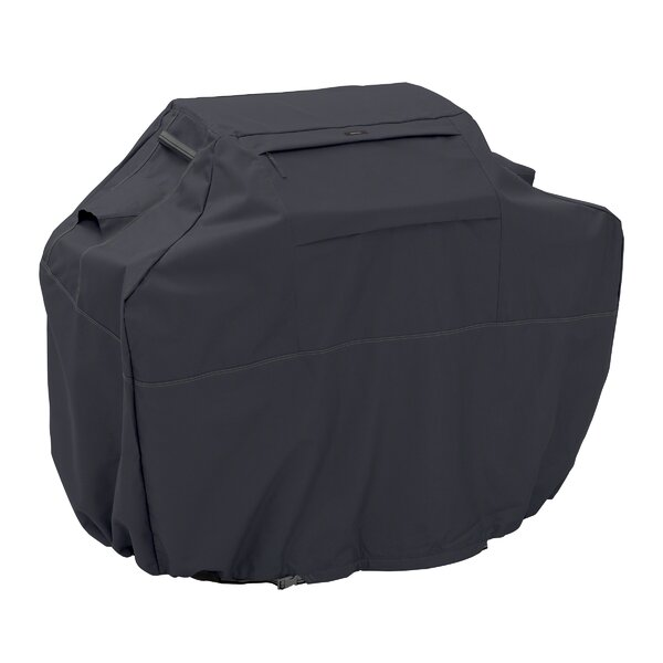 Errico Patio BBQ Grill Cover - Fits up to 52 by Rebrilliant