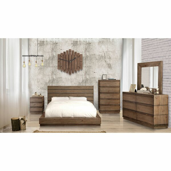 Anthea Platform Configurable Bedroom Set by Loon Peak