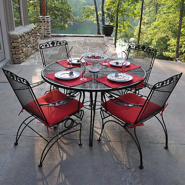Dogwood 5 Piece Dining Set by Meadowcraft