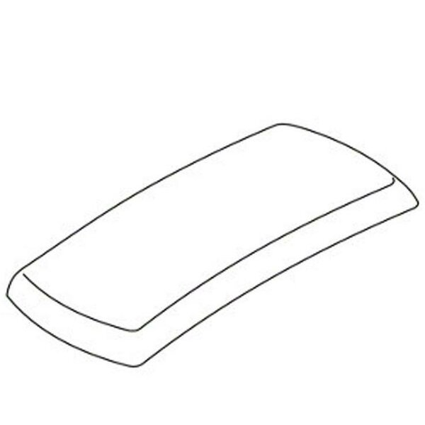 Cover, Toilet, One-Piece 85407 by Kohler