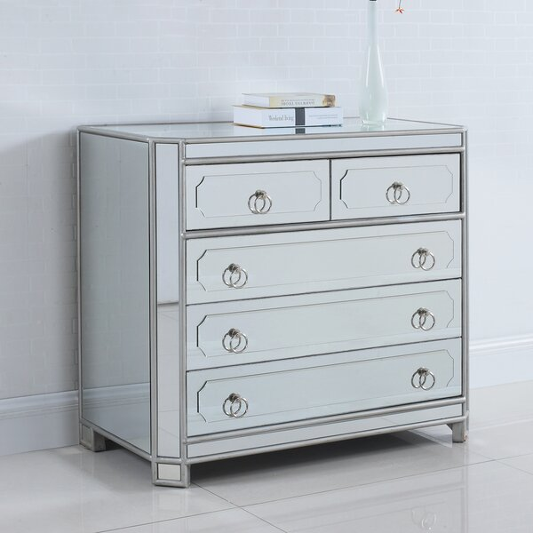 5 Drawer Chest by BestMasterFurniture