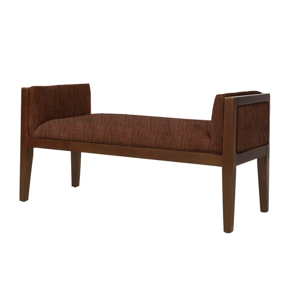 Agostino Upholstered Bench by Kellex